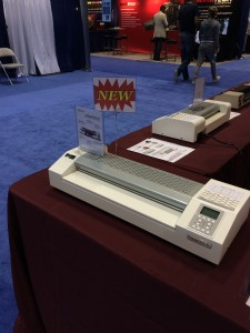 New Akiles Roll Laminator