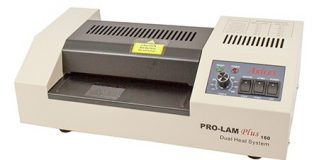 Small Biz Solution, the 6″ Commercial Pouch Laminator