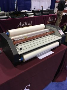 "27"" Roll Laminator from Akiles"