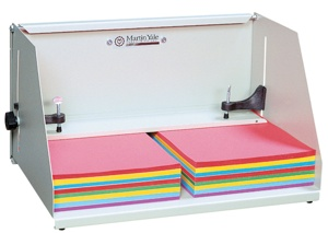 Tabletop padding press