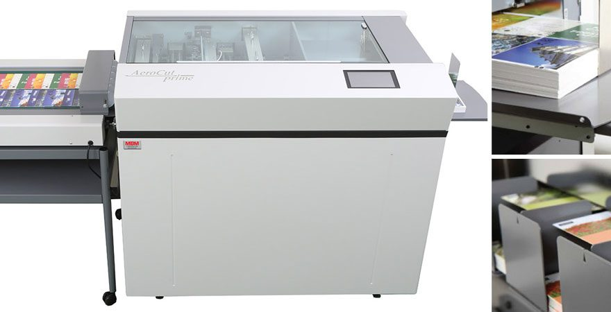 Aerocut Prime Complete print finishing machine