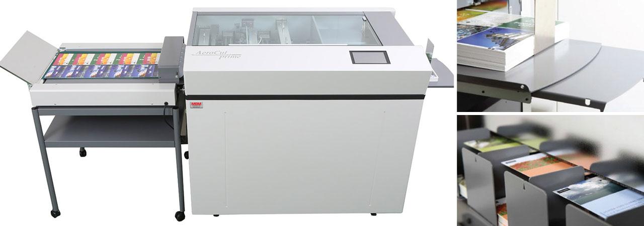 Aerocut Prime Complete print finishing machine
