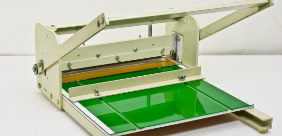 Why BIG Print Shops Should Use a Small Hand Scorer/Perforator