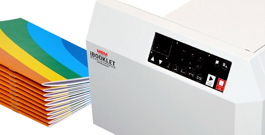 iBooklet booklet maker from MBM