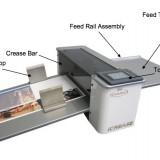 Document Creasing for Digital Prints