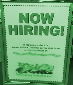 nowhiring for your print finish shop