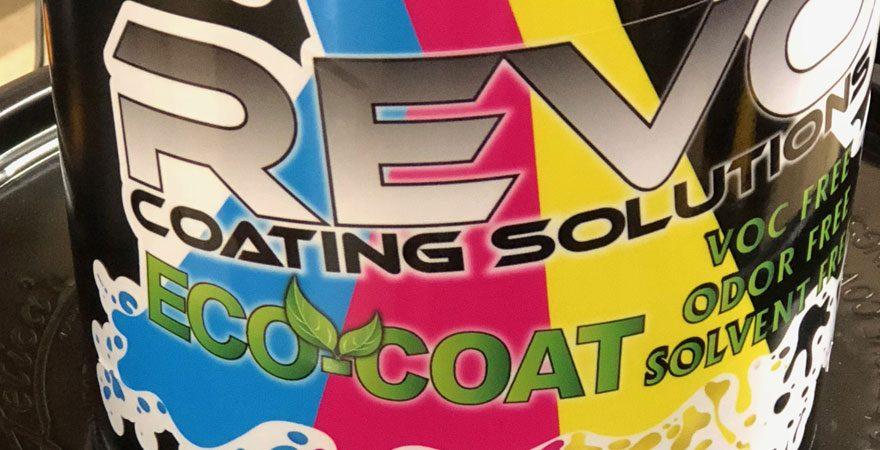 Tips for Success: REVO Eco-Coat