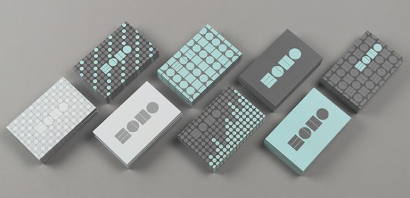 Business Card Design Works