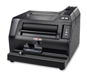 Rhin-O-Tuff 3000 coil binding machine